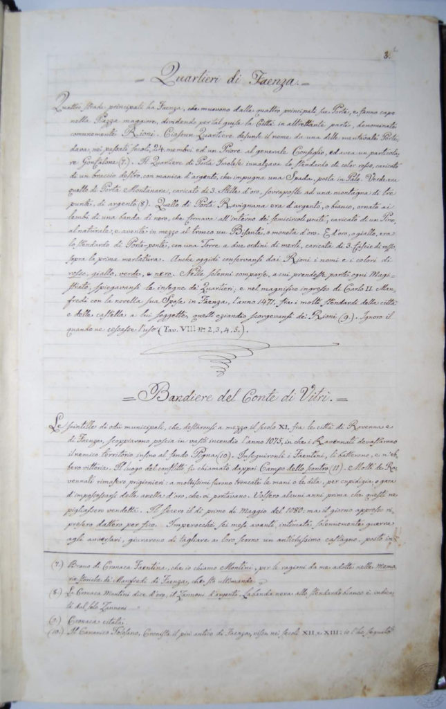 Blasonario Tassinari - 003_c_2r - Biblioteca Manfrediana Faenza